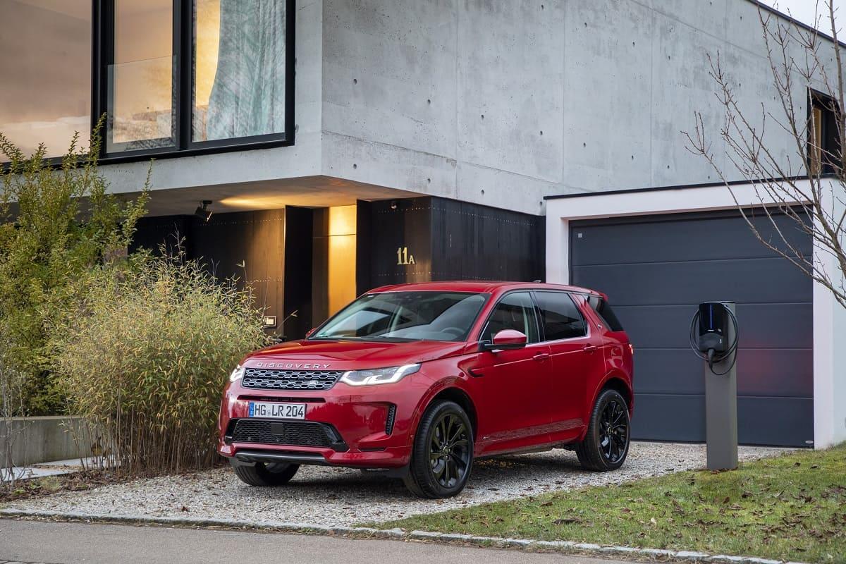 Land Rover: Plug-In-Hybride für Range Rover Evoque und Land Rover Discovery