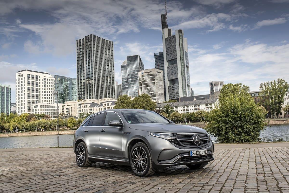Mercedes EQC im Test: So fährt sich der erste Vollzeit-Stromer aus Stuttgart