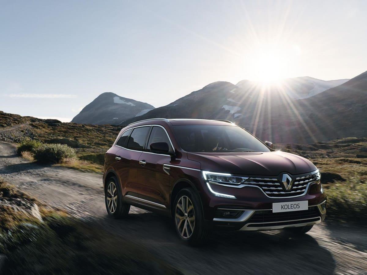 Renault Koleos: SUV-Modell ab sofort bestellbar