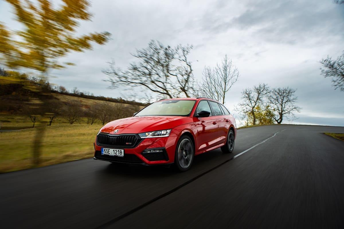 Skoda Octavia RS: Neuer Kompaktsportler ab sofort bestellbar