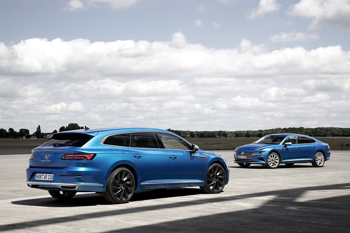 VW Arteon: Seit Ende November mit Plug-in-Hybridantrieb