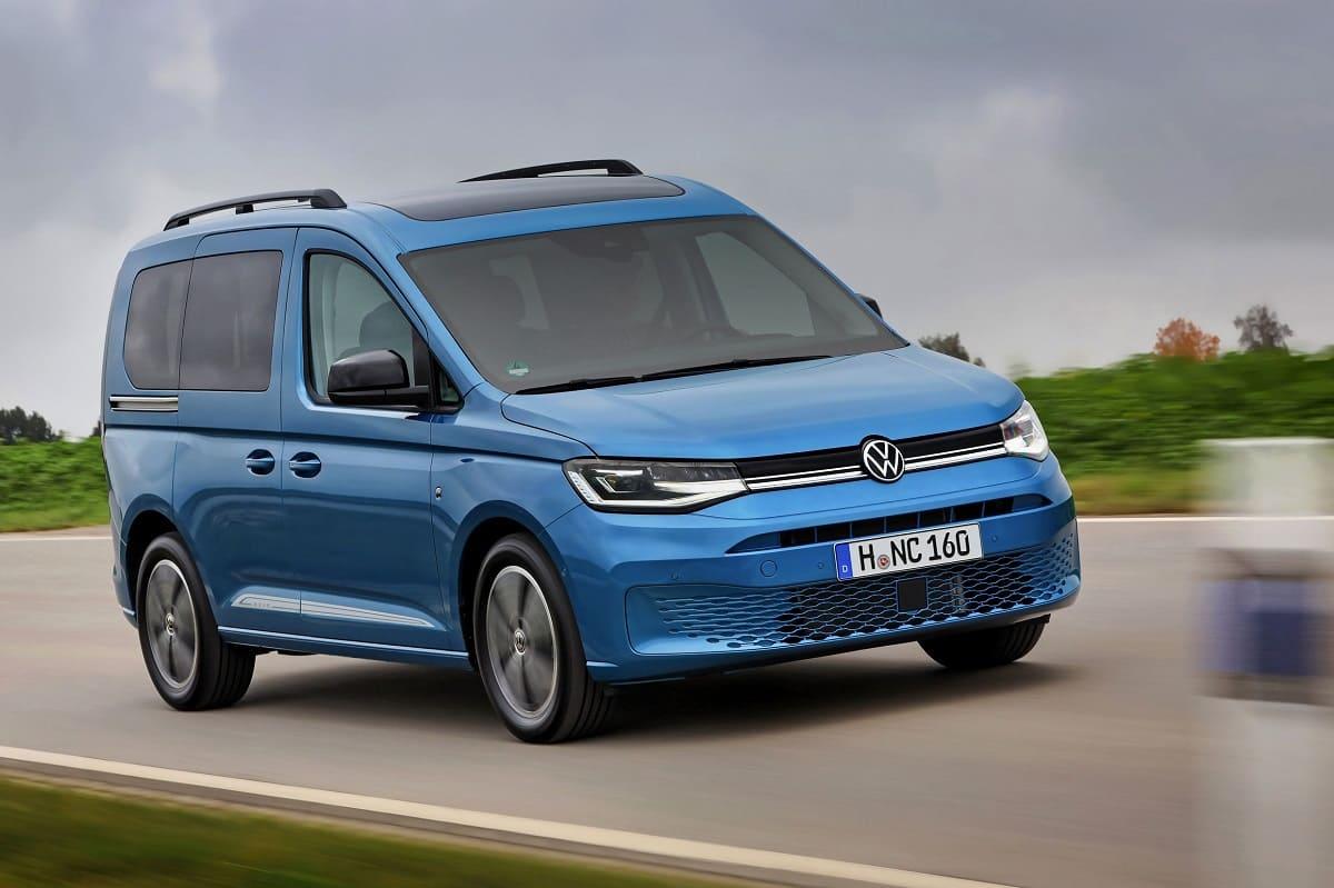 VW Caddy V im Test (2021): Ist die Neugründung des Familien-Vans gelungen?