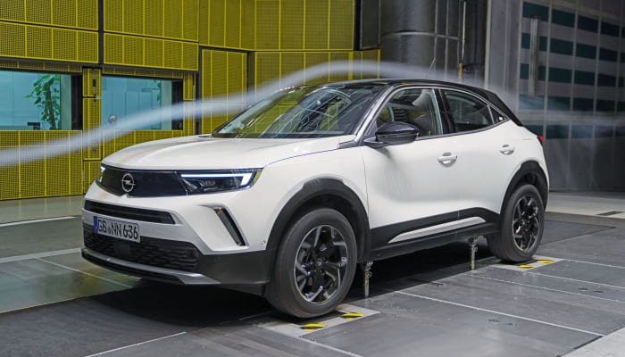 Opel Mokka: Mehr Aerodynamik, mehr Effizienz
