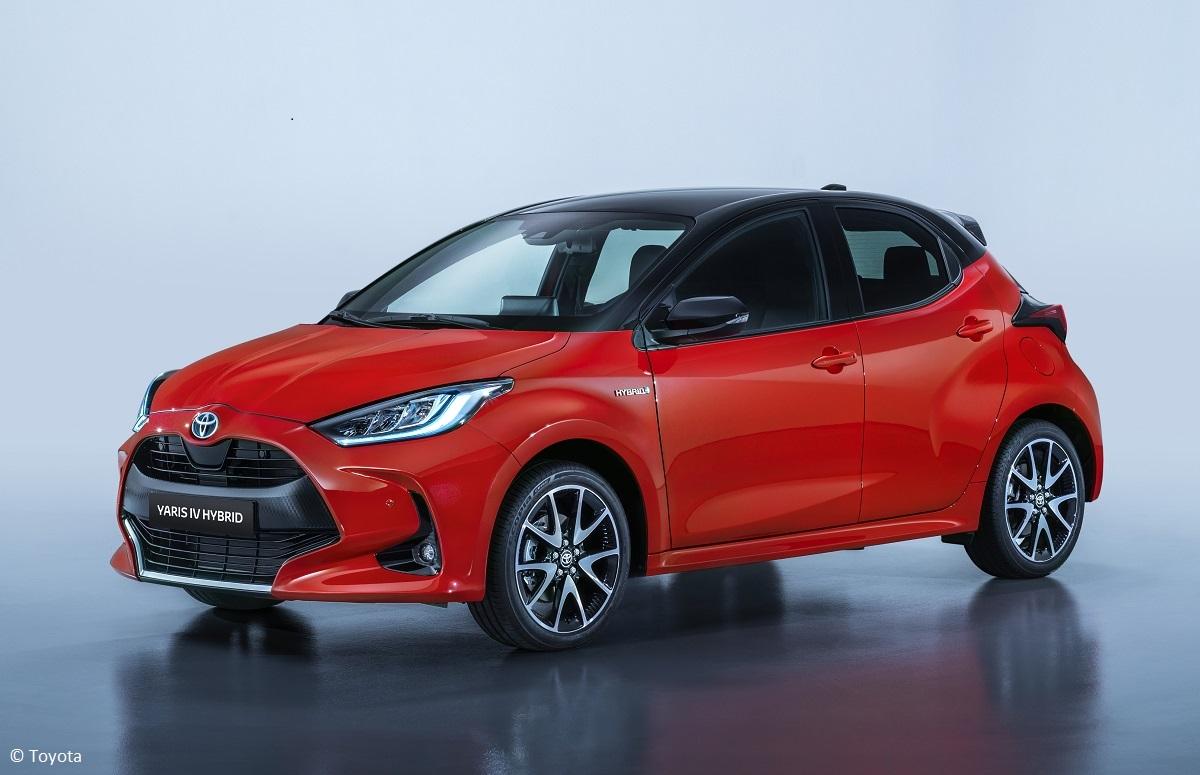 Jahresbilanz 2020: Toyota legt starken Schlussspurt hin