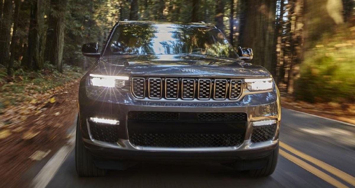 Jeep Grand Cherokee: Weltpremiere des neuen Full Size SUV