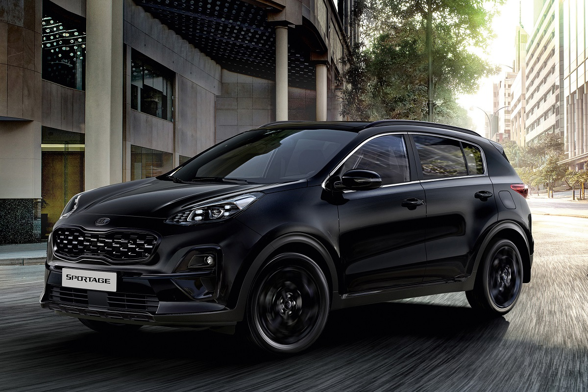 Kia Sportage Black Edition: Neues Sondermodell mit exklusivem Styling