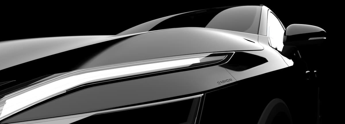 Nissan Qashqai: Neue Antriebsstränge für das Crossover
