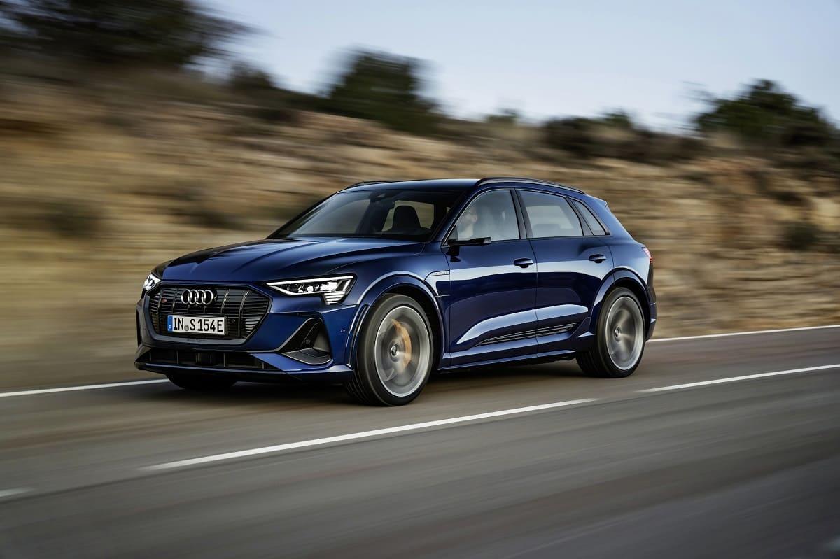 Audi e-tron S im Test (2021): Kann Audi's erstes BEV auch als Sportler überzeugen?