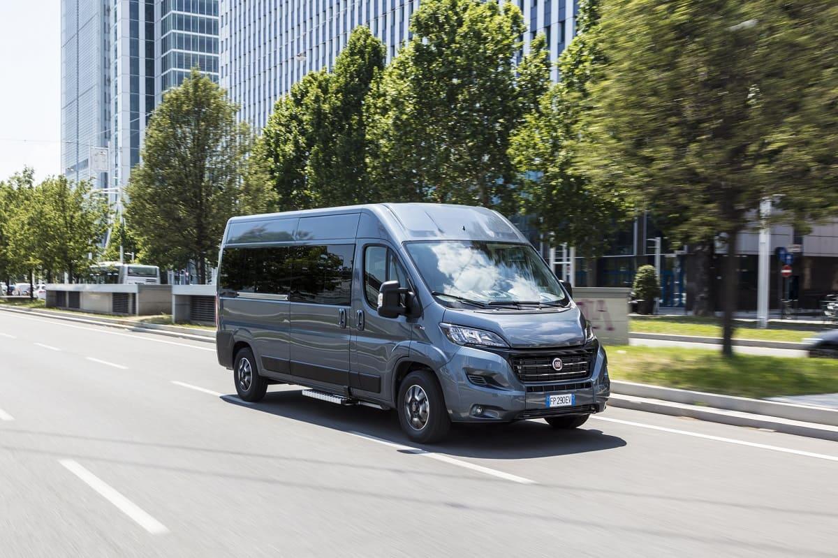 Fiat Ducato 2020 im Test: frische Prägung für Fiat's großen Kleintransporter