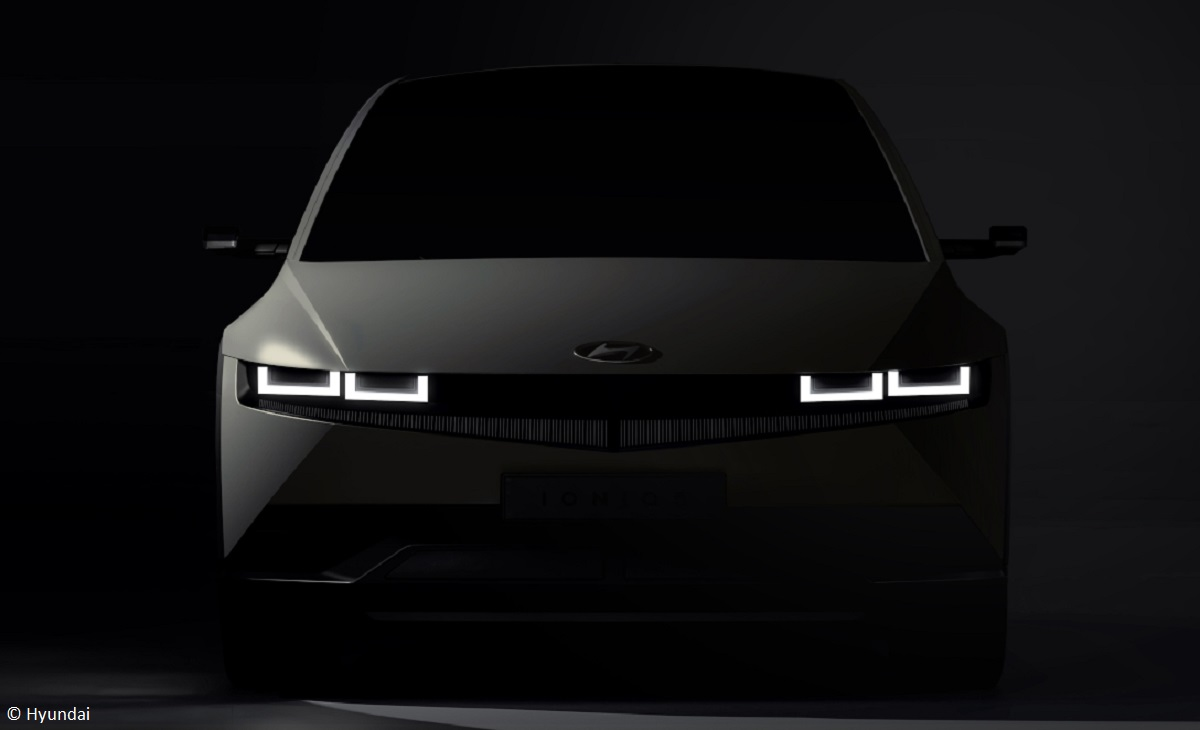 Ioniq 5: Hyundai gewährt erste Blicke auf seinen neuen Stromer