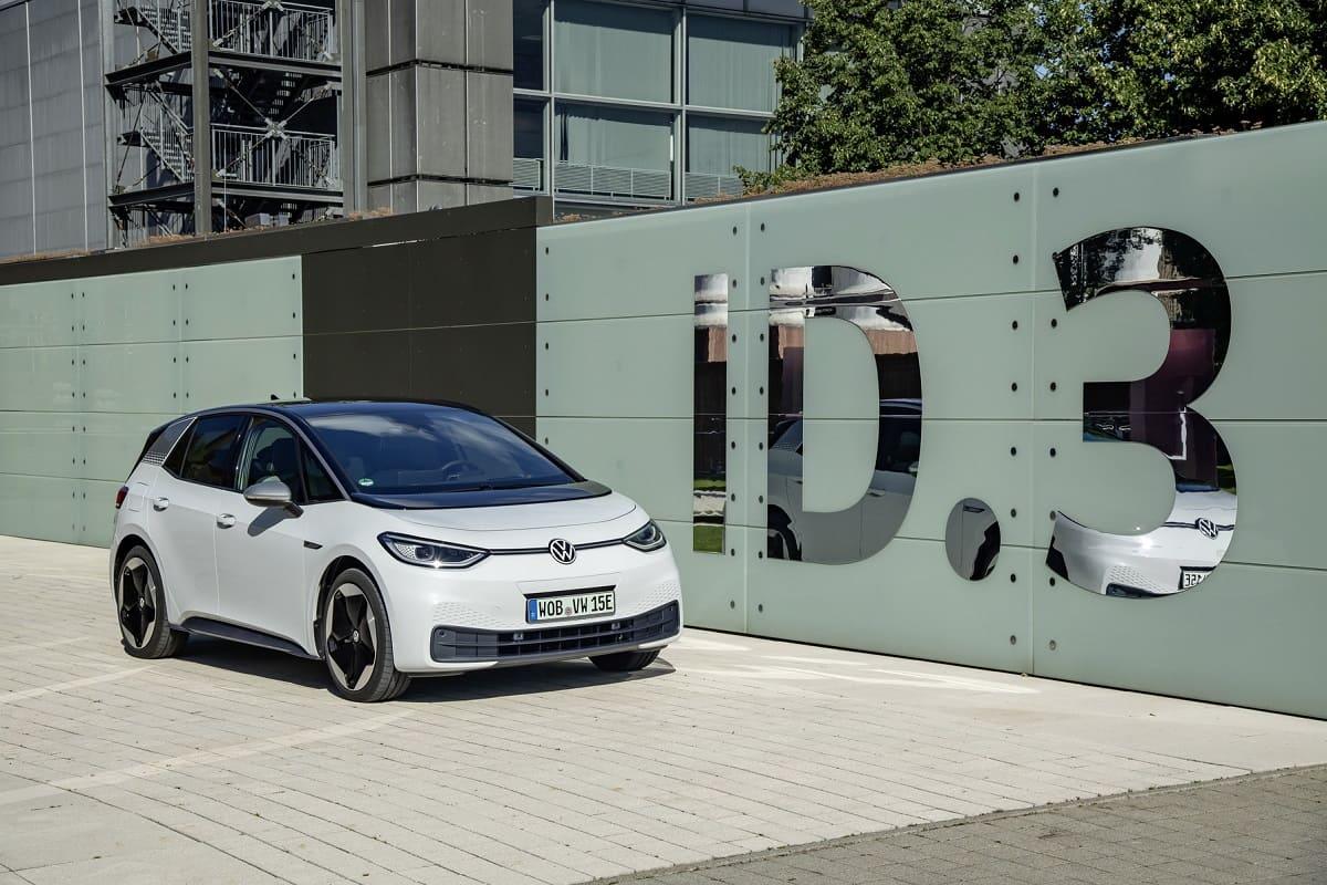 VW ID.3 oder ID.4: Elektro-Golf und Elektro-Tiguan im Vergleichstest