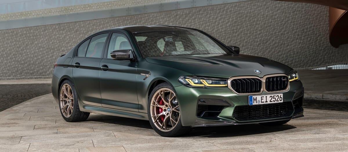 M5 CS & Co.: BMW gibt technische Details bekannt