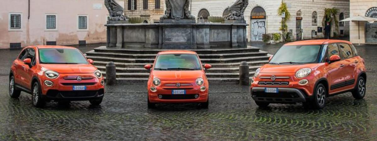 Fiat 500: Aufgefrischte Modellpalette für 2021