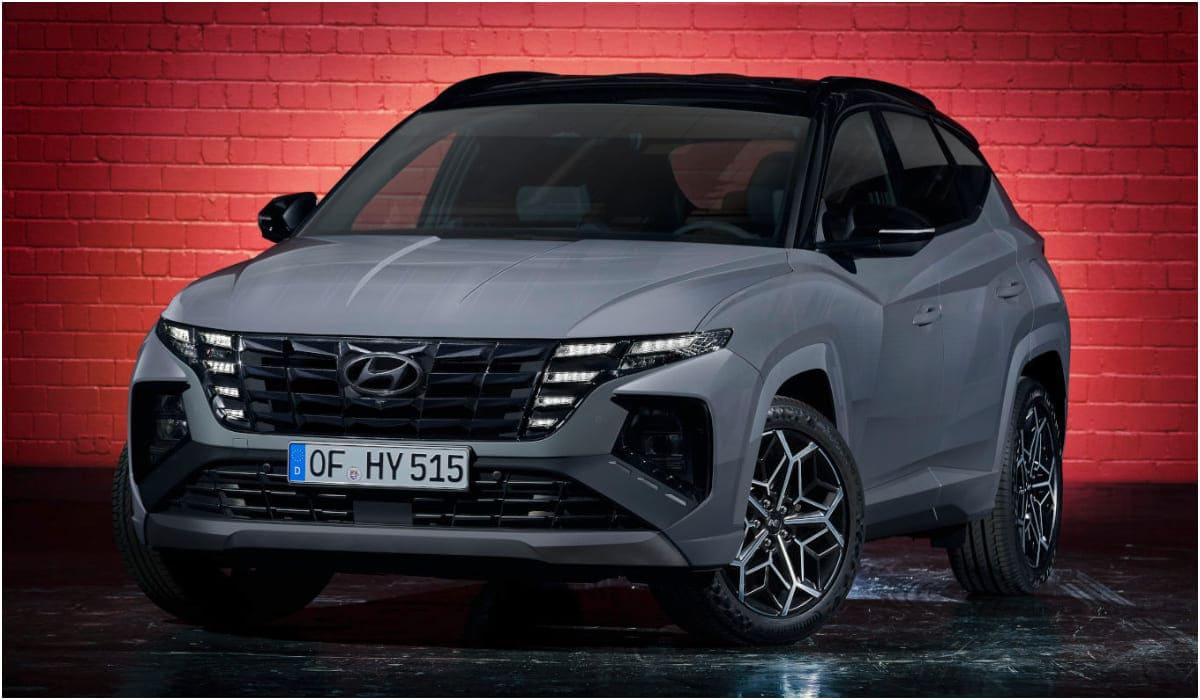 "Hyundai Tucson: Die ""N Line"" als neues Topmodell"