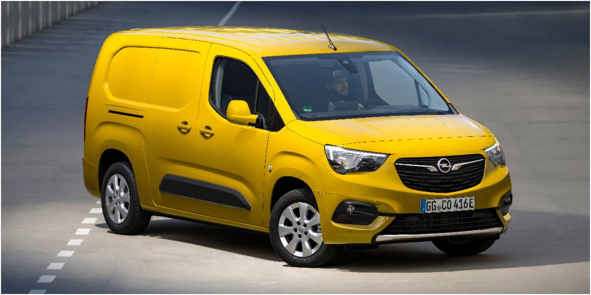 Opel Combo-e Cargo: E-Mobilität ohne Einschränkungen