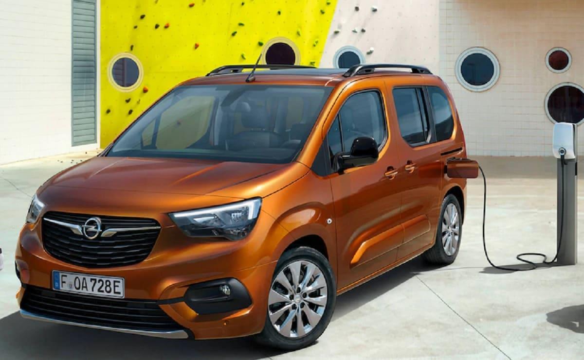 Opel Combo-e Life: Elektrisch durch den Alltag