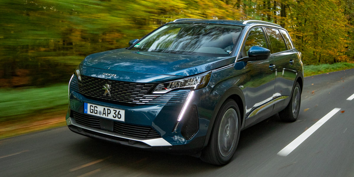 Neue Modelle: Peugeot 3008 und 5008 starten durch
