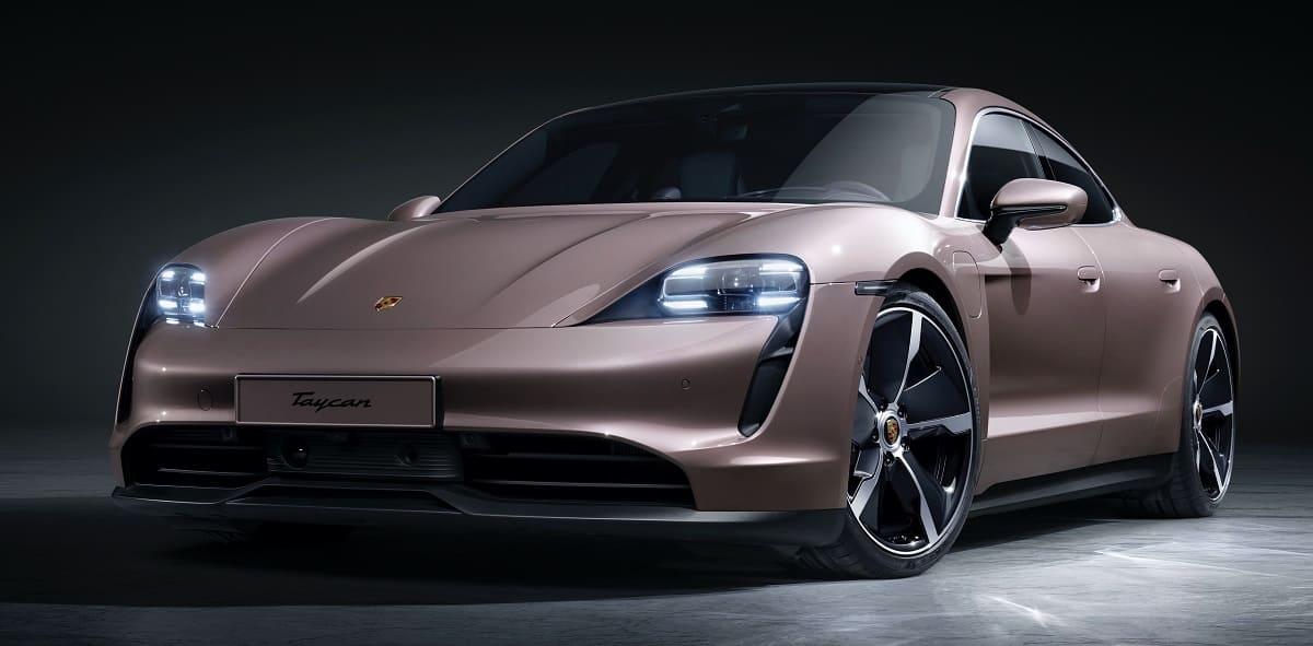 Porsche Taycan: Neues vollelektrisches Einstiegsmodell