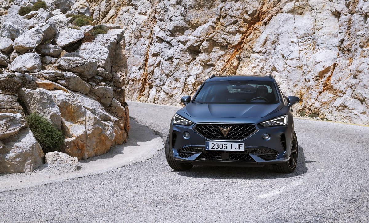 Cupra Formentor im Test: Wie gut ist das erste eigene Sport-SUV der Seat-Tochter?