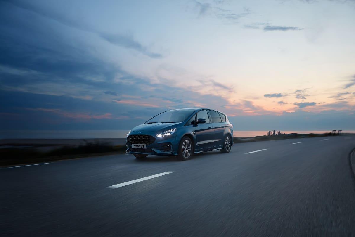 Ford: Neue Vollhybrid-Variante des S-Max und Galaxy