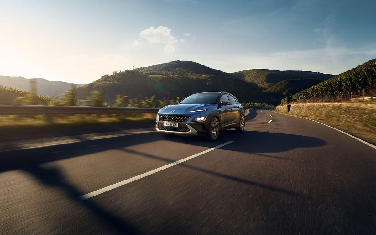 Hyundai Kona: Neues Design und zusätzliche Funktionen
