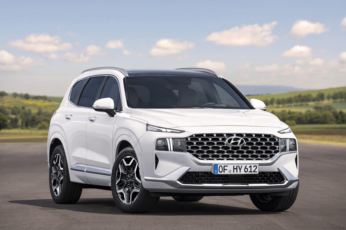 Hyundai Santa Fe Hybrid (2021) im Test: Wie wegweisend ist die neue Hybrid-Variante?