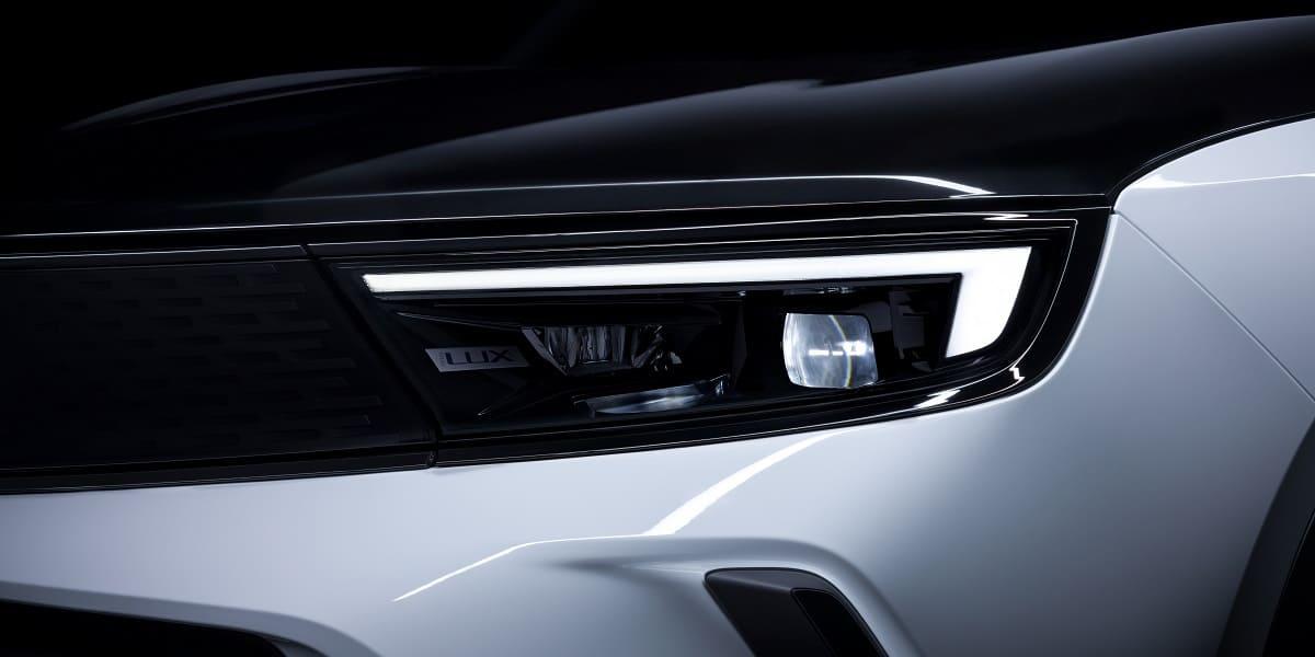 IntelliLux LED: Der Opel Mokka wird zur echten Leuchte