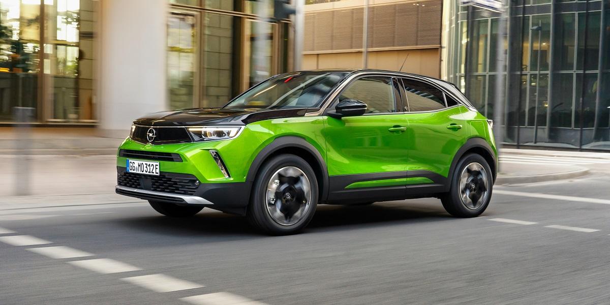Opel Mokka: Newcomer mit umfangreichen Extras