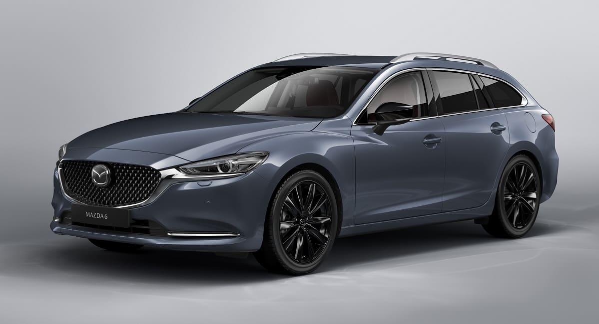 Mazda6: Neues Sondermodell Homura und technische Updates