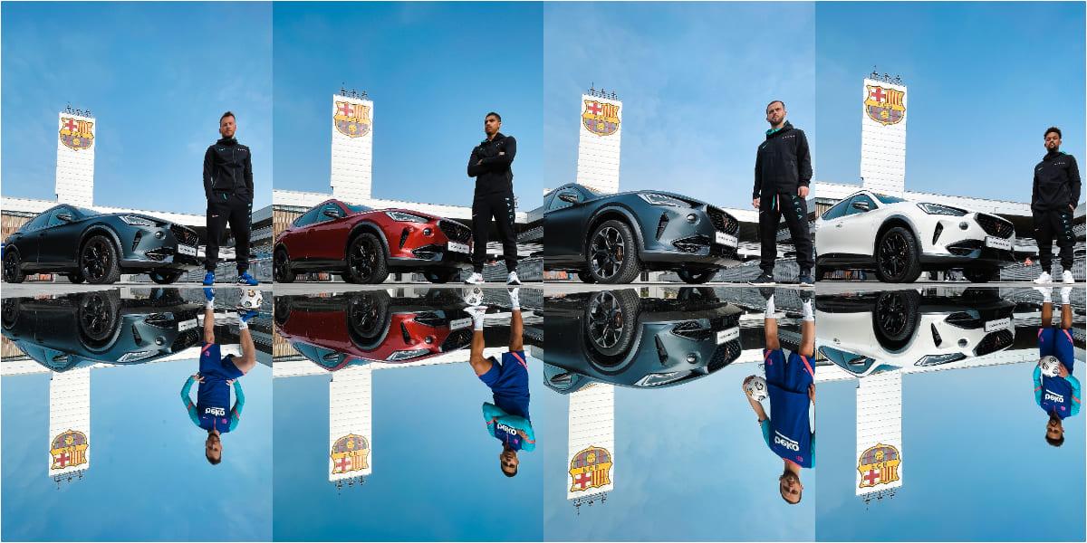 Ter Stegen und Co. fahren Cupra: Neue Autos für die Barca-Stars