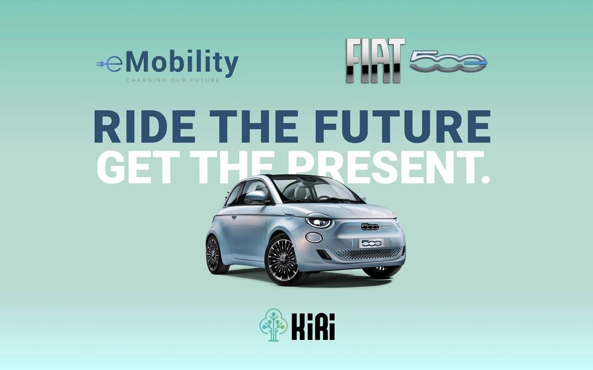 Fiat: Umweltbewusste Fahrweise wird belohnt