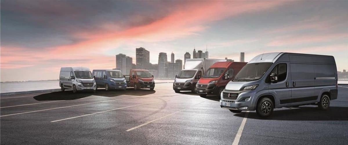 Fiat Ducato: Meistverkaufter Kleintransporter in Europa