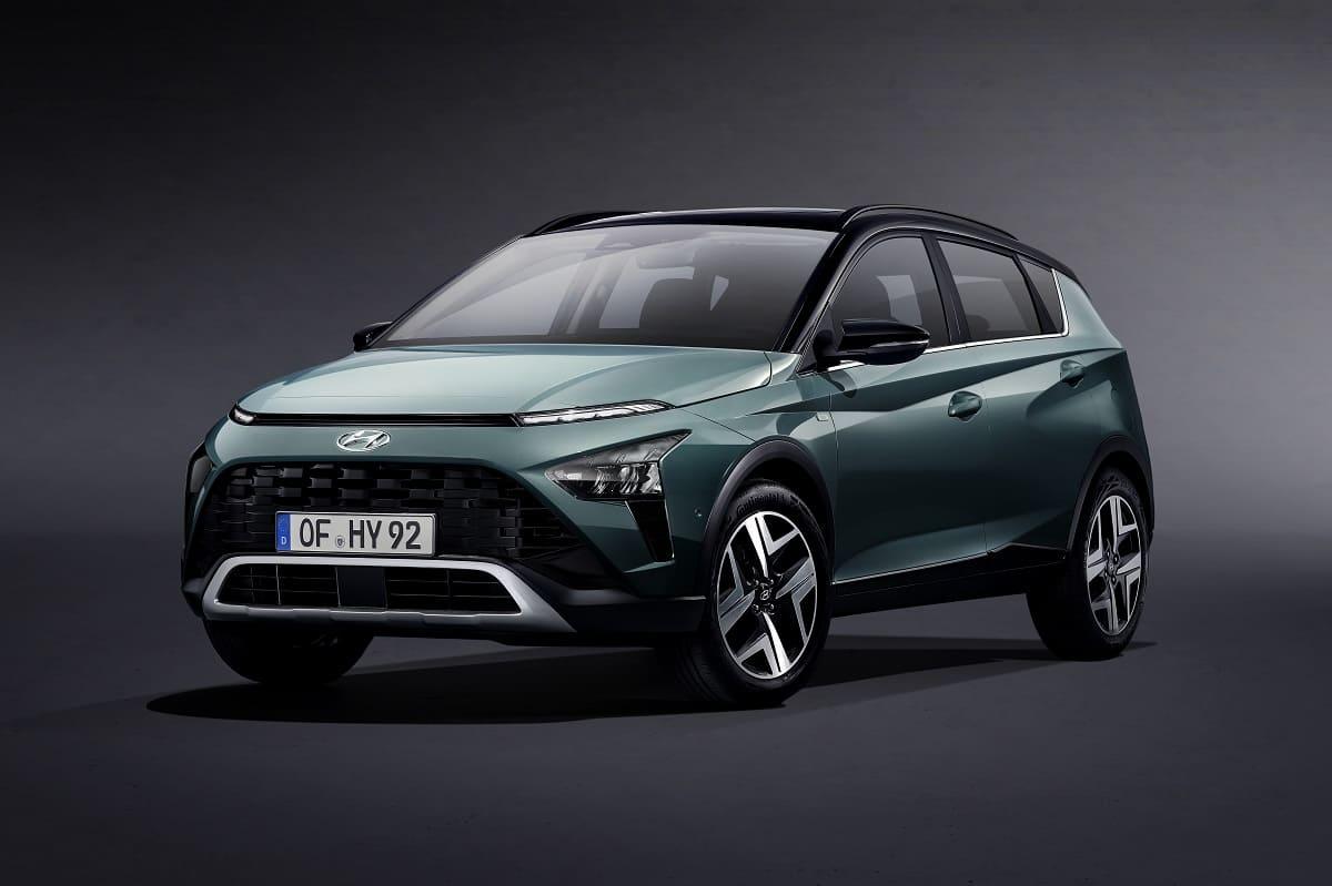 Hyundai Bayon: Fortsetzung des Produktfeuerwerks