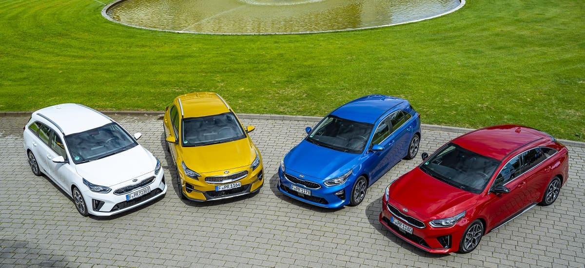 Kia: Neue Motorenvielfalt für den Ceed