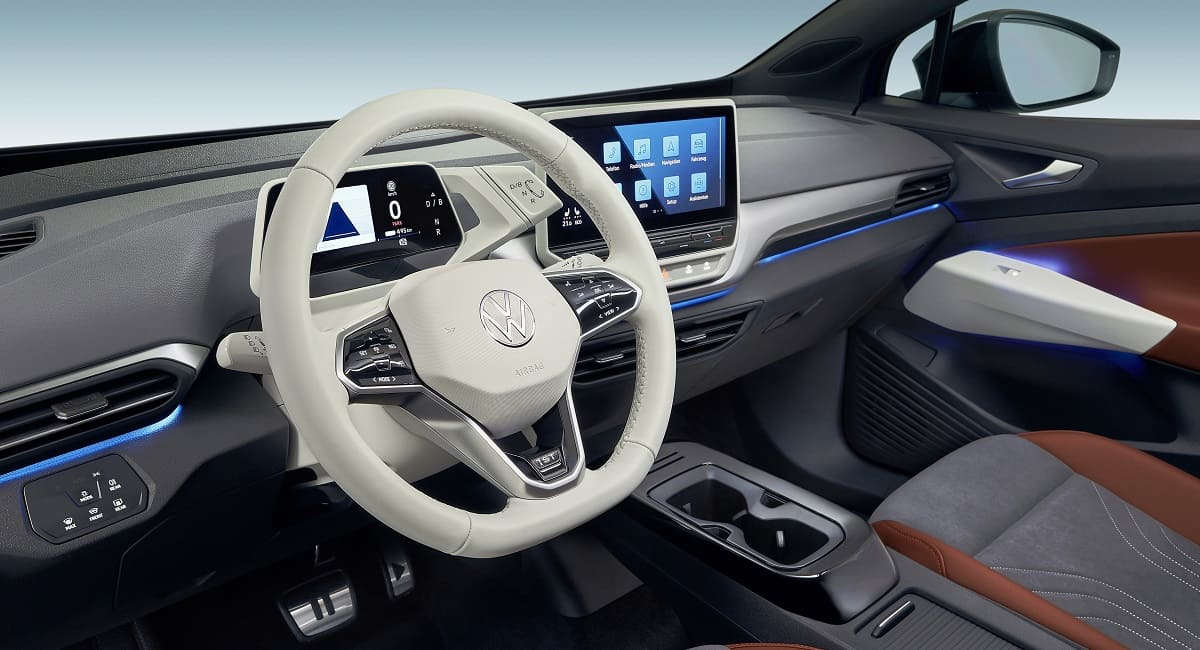 Over-the-Air: VW updatet ID.-Modelle per WLAN