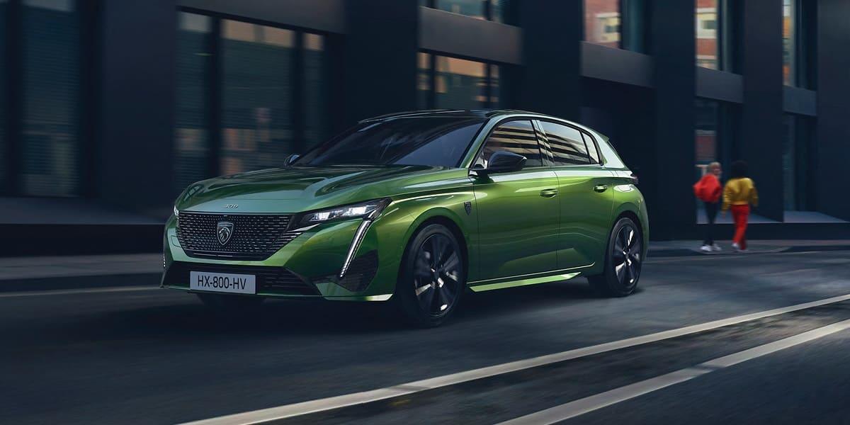 Peugeot 308: Neue Generation, neues Gesicht