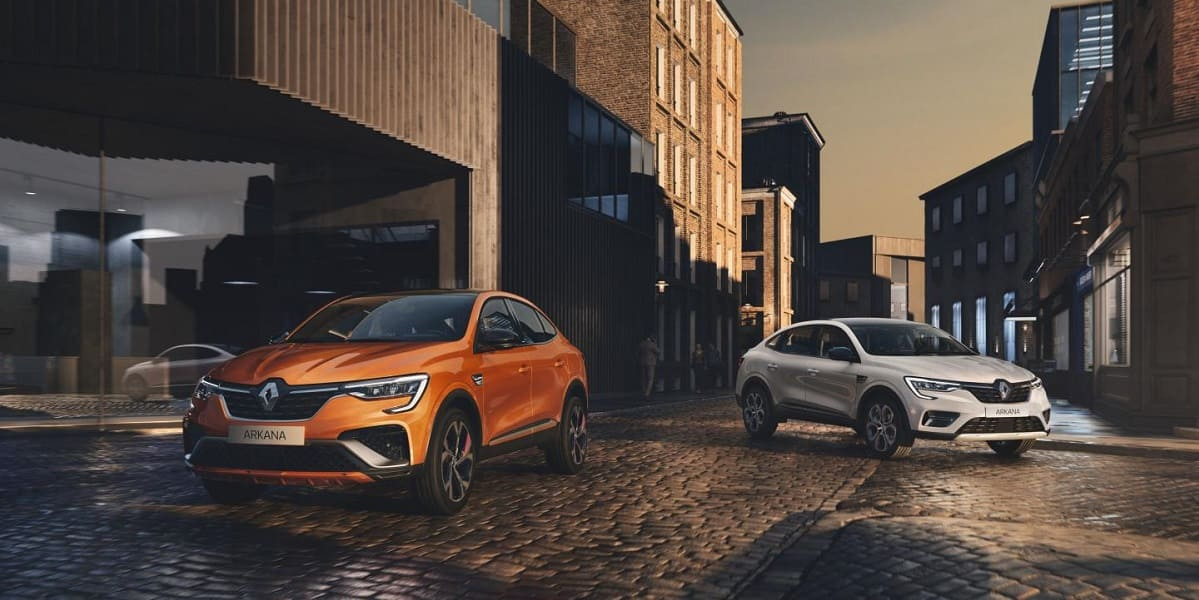 Renault Arkana: Fünf Sterne im NCAP-Crashtest
