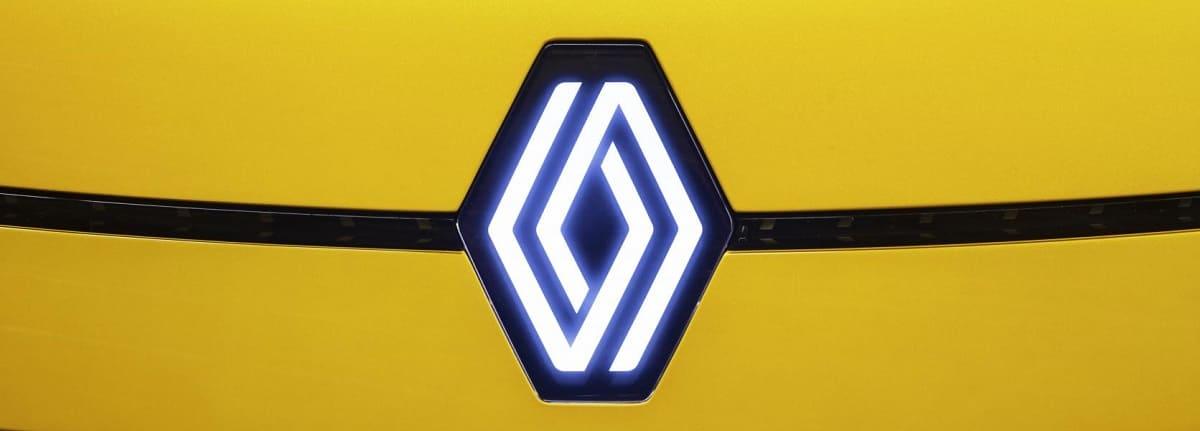 Renaults neunte Symphonie: Mit neuem Logo in die Zukunft