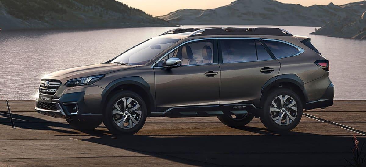 Subaru Outback: Sechste Generation mit neuem Editionsmodell