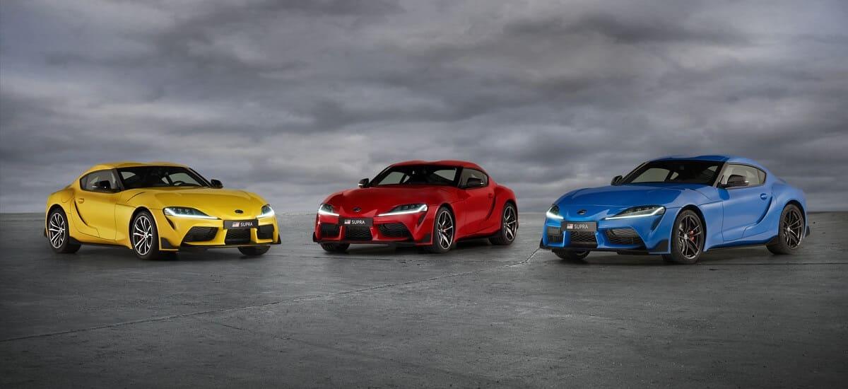 Toyota GR Supra: Limitiertes Sondermodell Jarama Racetrack Edition