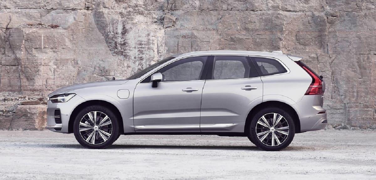 Volvo XC60: Mit Feinschliff ins neue Modelljahr
