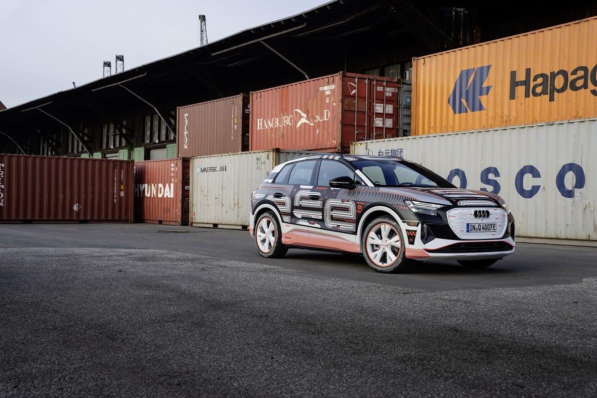 Audi Q4 e-tron: Maßstäbe bei Innenraum und Bedienung
