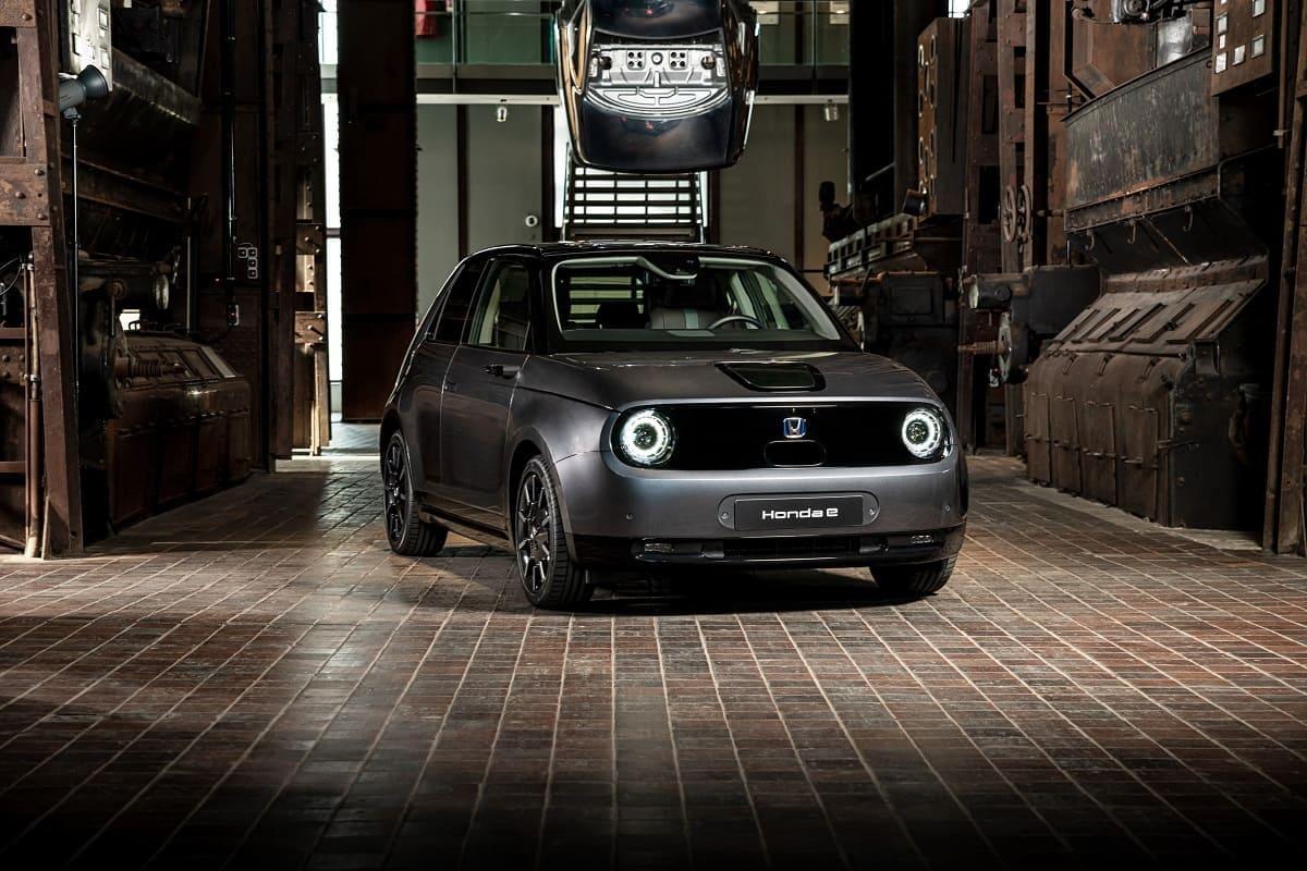 Honda e 2021 im Test: Schlichte Schönheit mit elektrisierenden Elementen