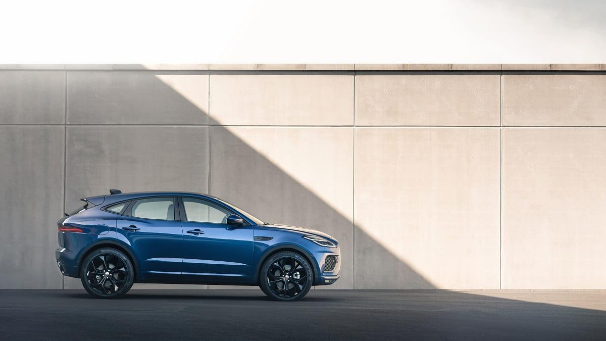 Jaguar E-Pace 2021 im Test: Facelift fürs beliebte Power-SUV im Kompaktformat