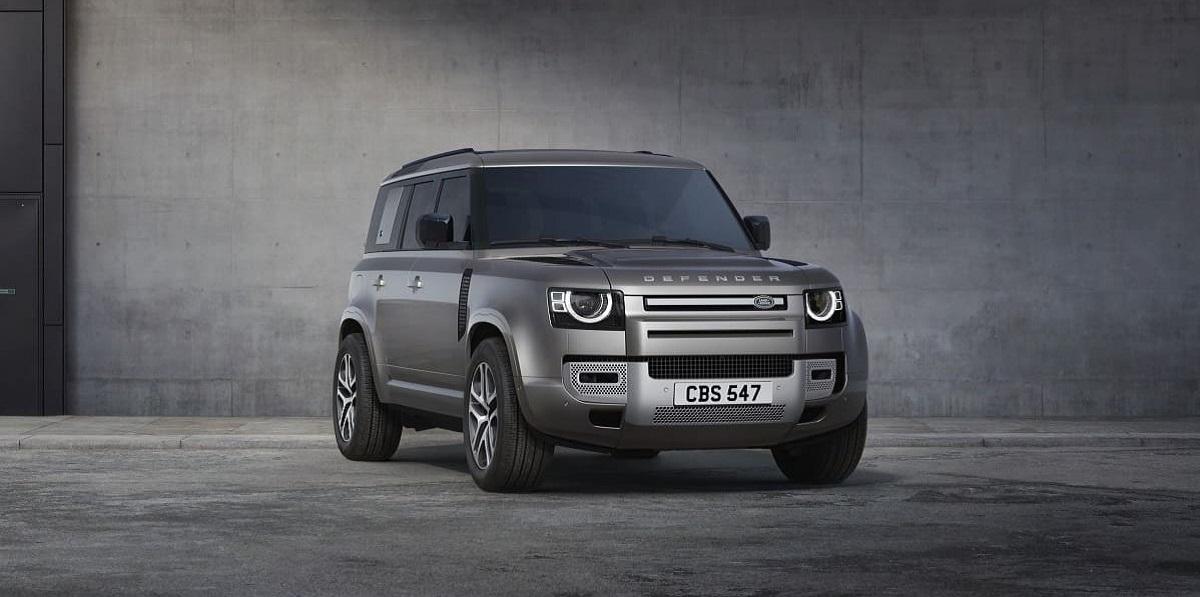 V8-Antrieb: Topmotorisierung für den Land Rover Defender
