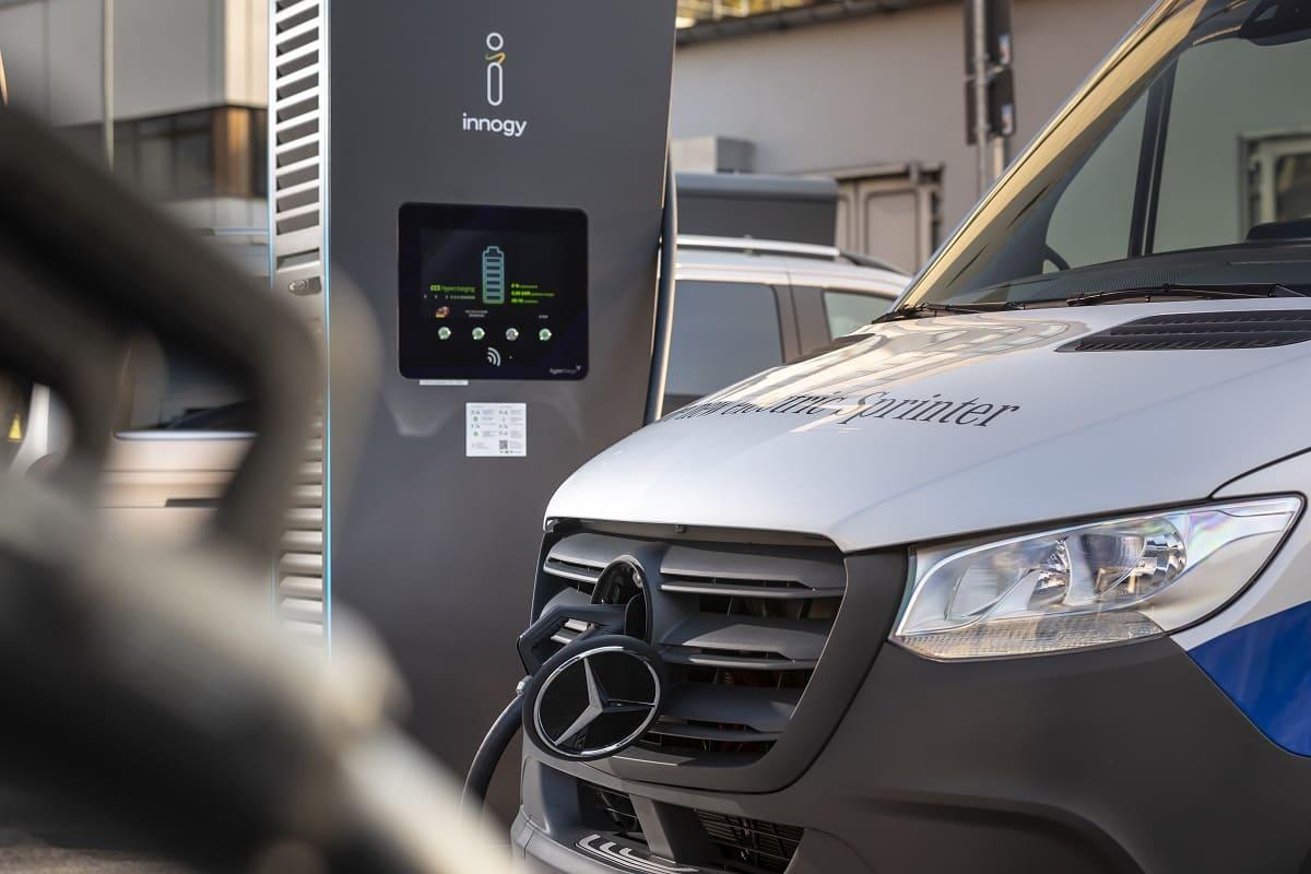 Mercedes e-Sprinter im Test: Ist der Sprinter auch als E-Transporter ein treuer Bote?