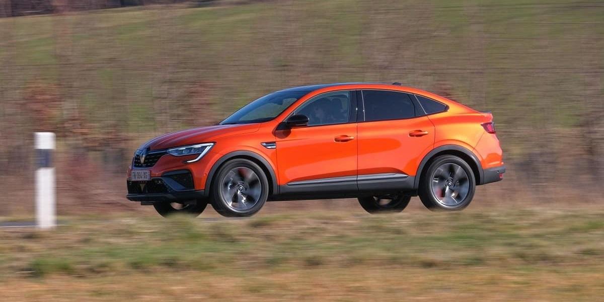 Renault Arkana: Kompaktes Raumwunder