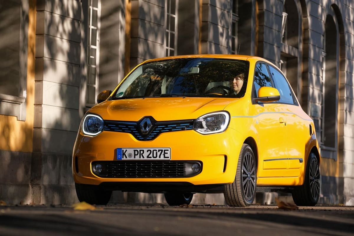 Renault Twingo Electric: Neue Version ab Ende Februar