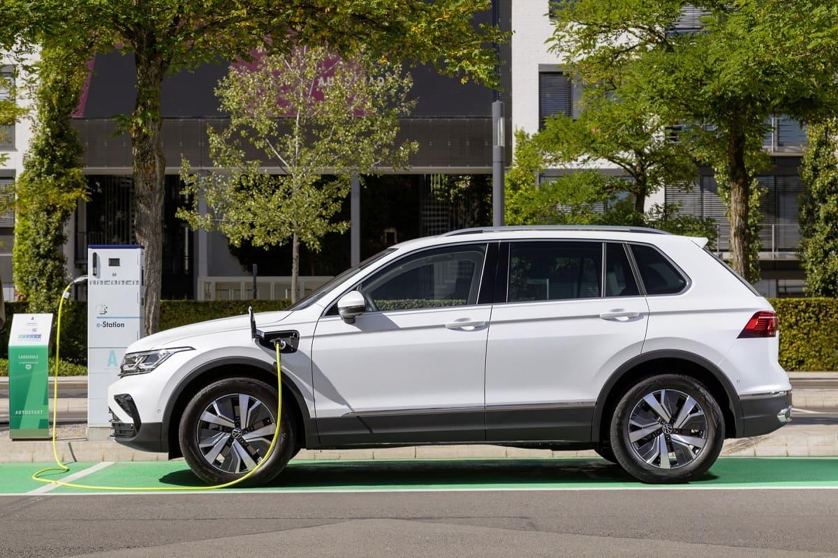VW Tiguan eHybrid 2021 im Test: Wird der Tiguan als Plug-in-Hybrid noch besser?