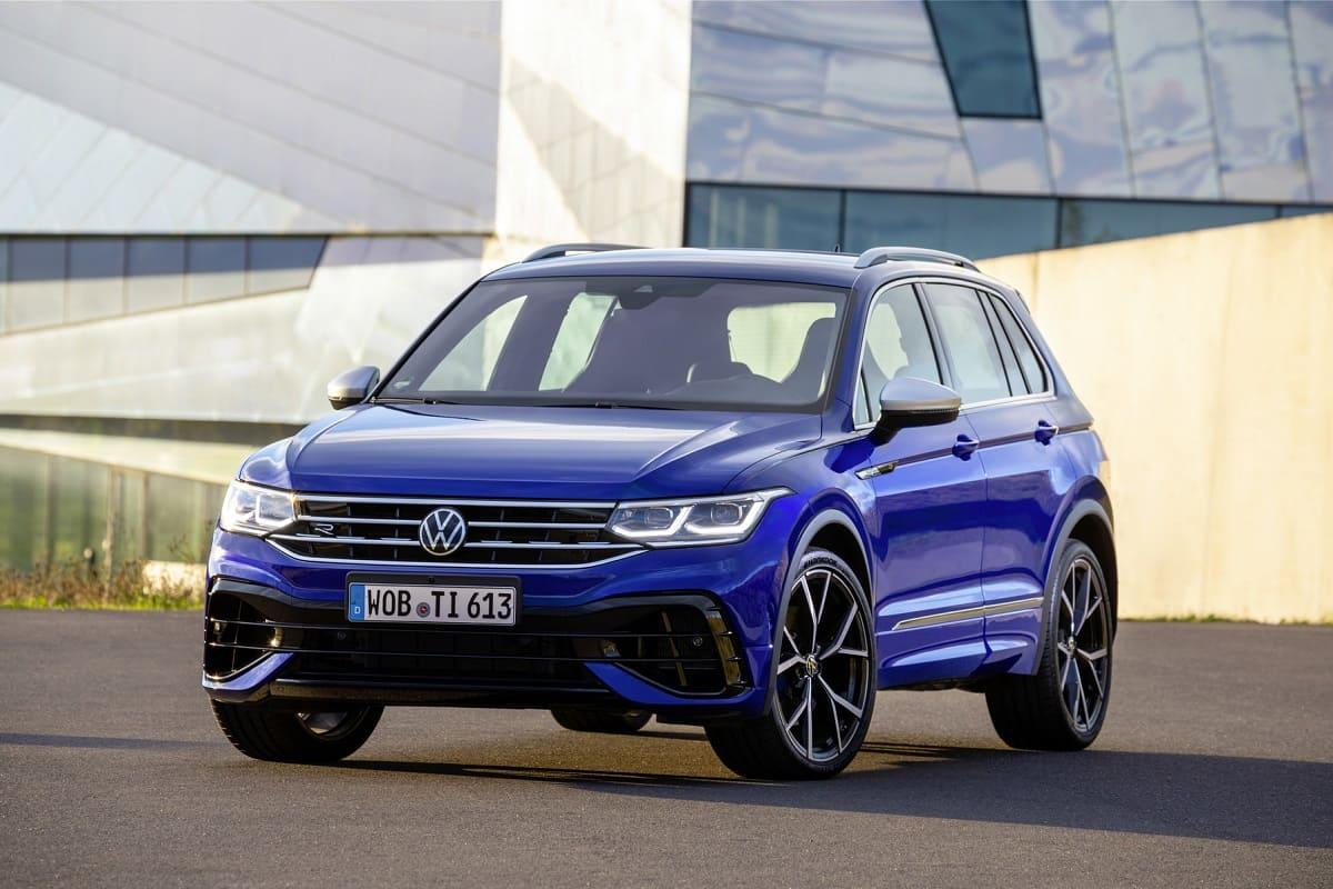 VW Tiguan R (2021) im Test: Das brave Familien-SUV als rassiger Sportwagen